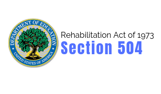 504 plans, special education, resources