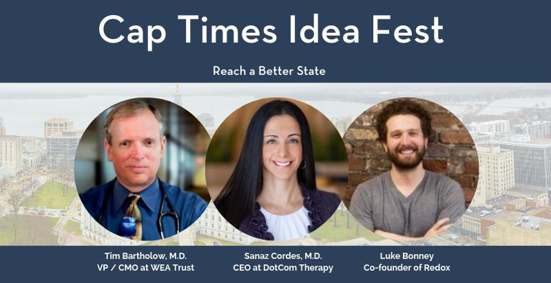 Cap Times Idea Fest 2019, Madison