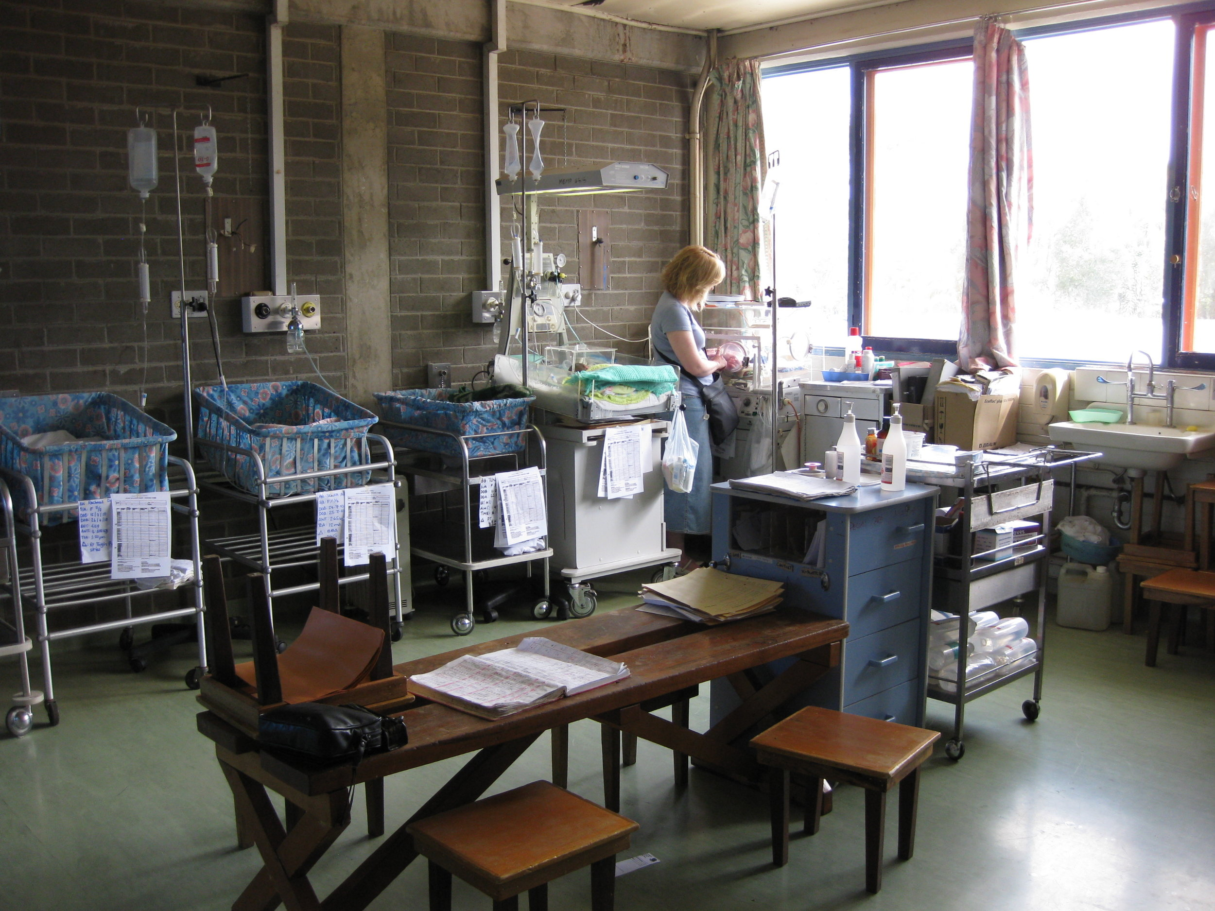 Medical supplies - AND EDUCATION PROGRAMSWe assist hospitals in the remote highlands of PNG that are very under resourced.