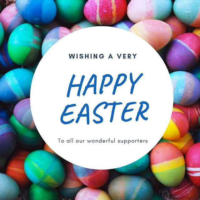 Hope you're all enjoying time with loved ones this long weekend. Happy Easter from the Highlands Foundation team. #easter #wellwishes #easter2019 #highlandsfoundation #eastereggs #happyeaster