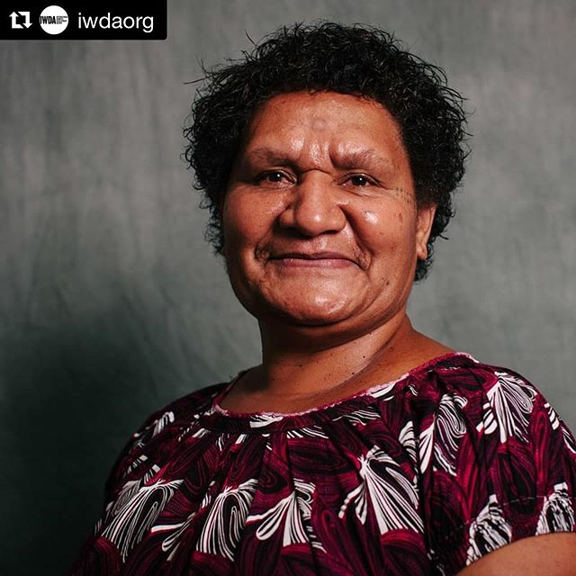 "Happy International Women's Day #Repost @iwdaorg with @get_repost ・・・ This is Brenda, a women's human rights defender from the Highlands of Papua New Guinea. Brenda works for Voice for Change (VfC), an IWDA partner.  She takes women facing violence into her own home, giving them counselling, shelter & support. ""I sometimes get criticism from the community or husbands. I faced a problem by two husbands who threatened me...but I said, I have to help the women going through all these problems""  VfC is a women's human rights organisation that empowers and mobilises women to address gender-based violence and women's economic empowerment. We're proud to partner with them. 📷 Gemma Carr / IWDA #humanrights #png #papuanewguinea #iwd #womensrights"