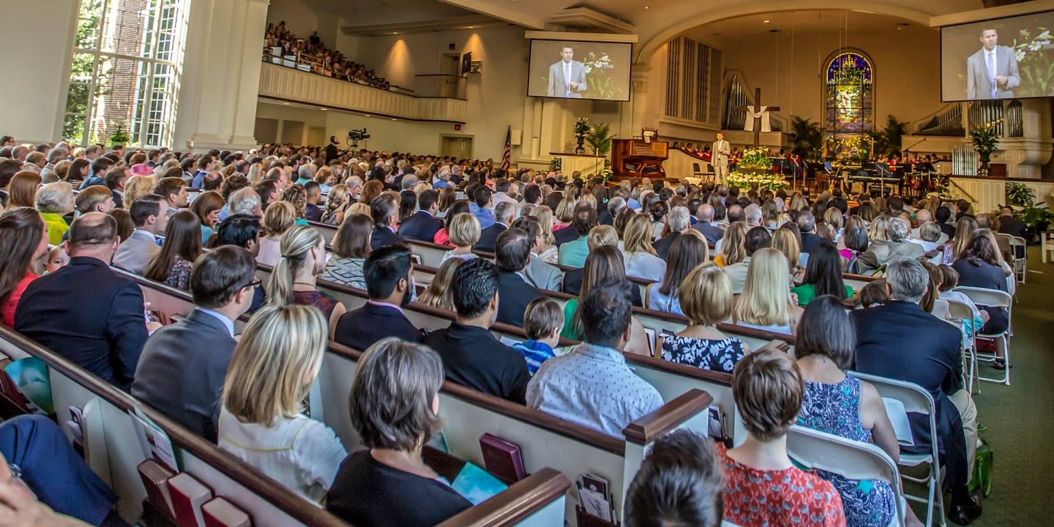 PEACHTREE PRESBYTERIAN CHURCH -