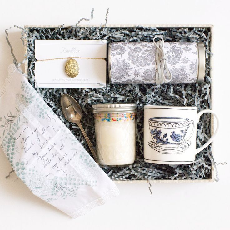 LAUREL BOX - Gifts for the grieving heartUse Code KATIE5 at checkout