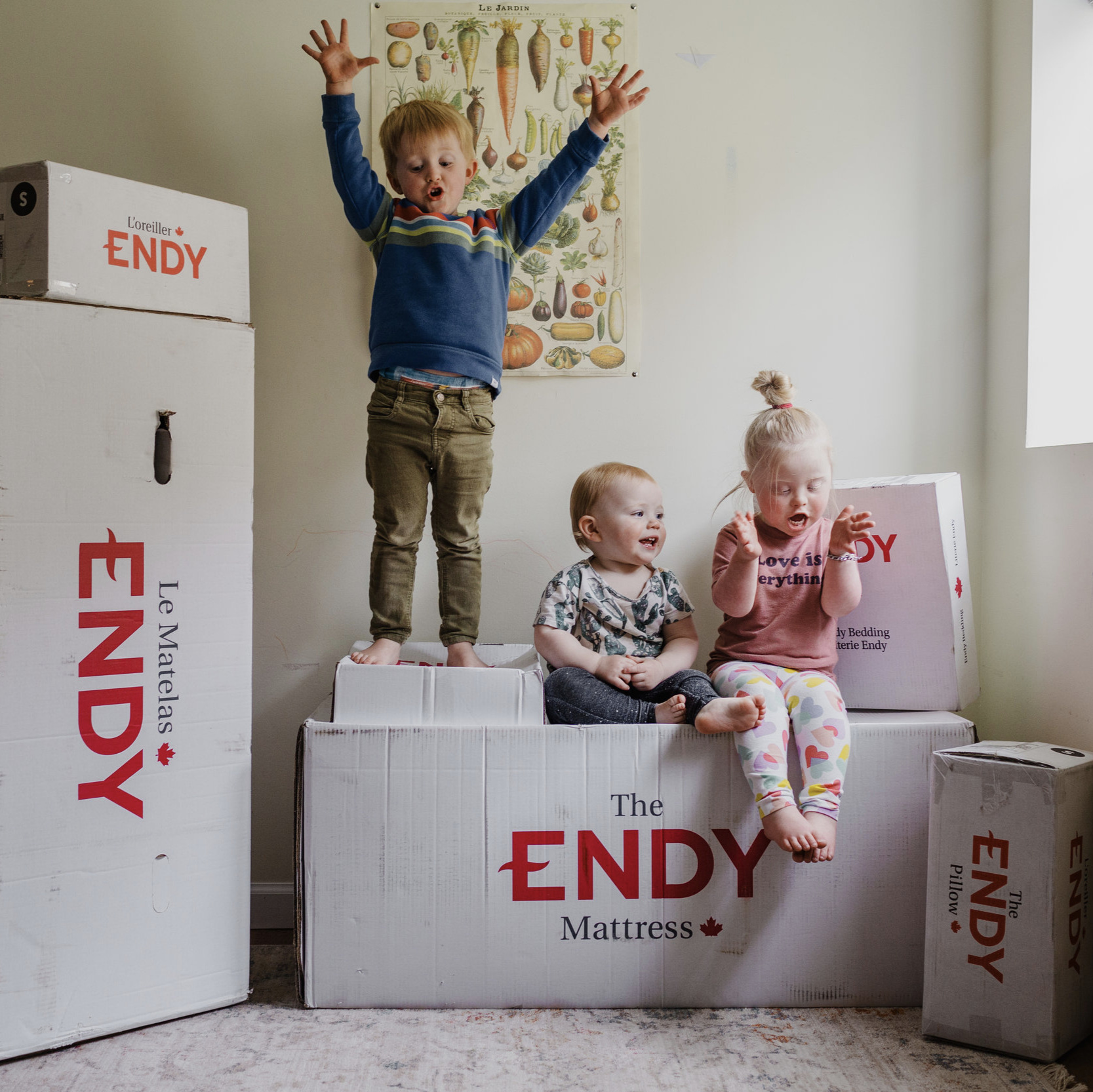 ENDY - Mattresses