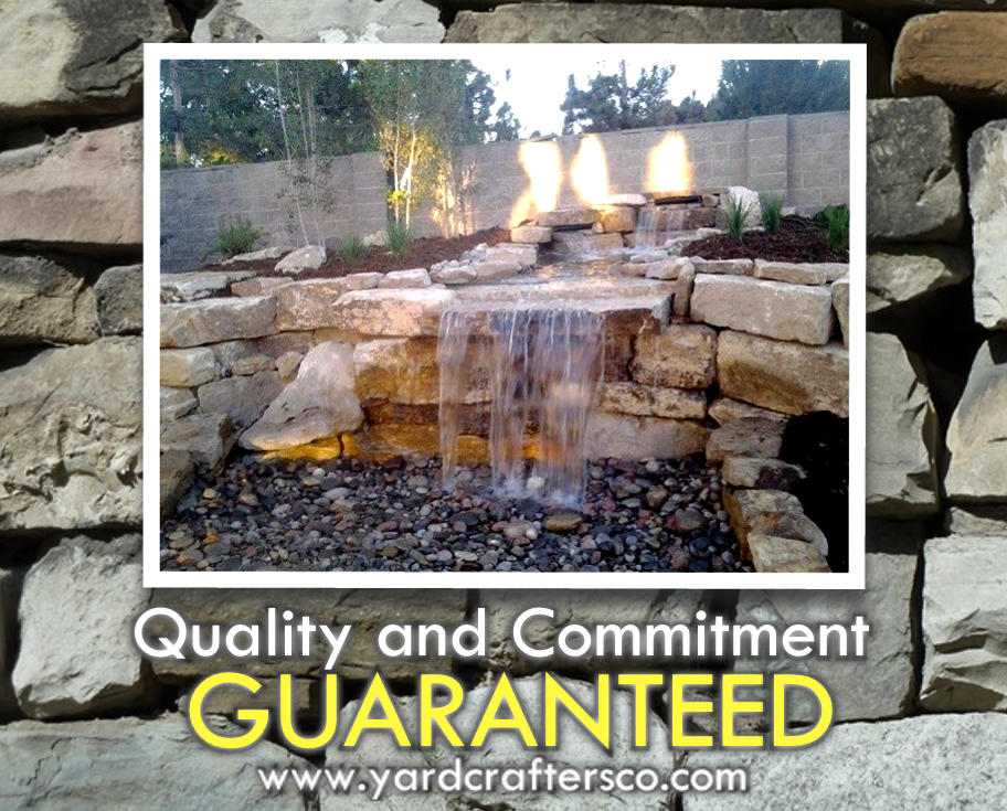 Yard Crafters - Quality and Commitment Guaranteed