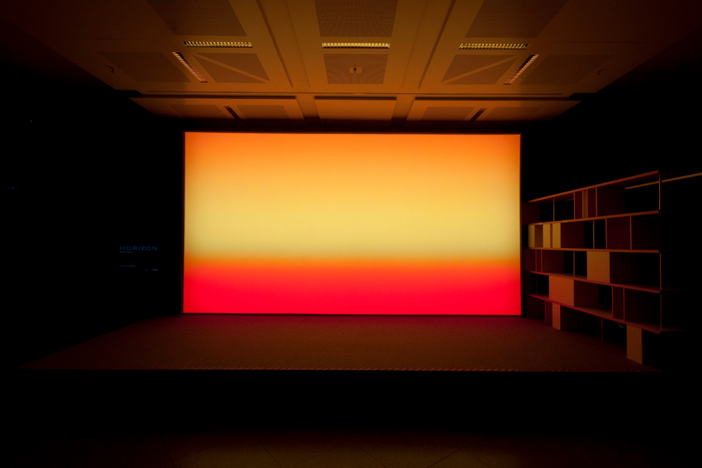 Horizon, Interactive installation    Flynn Talbot    - 2009