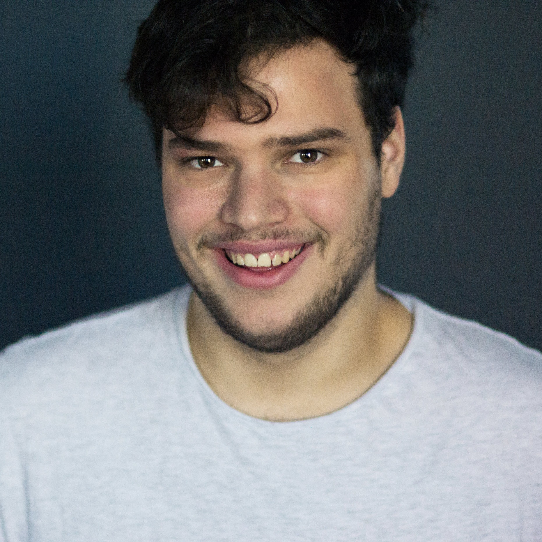 JUAN OTERO   AS AGENT NICHOLAS SOTO    Bio: Juan is thrilled to be joining the Reefer Madness: Origins company. He was born in Caracas, Venezuela, and moved to Calgary when he was ten. Since then he has been performing every chance he gets. Acting has taken him from the Canadian Badlands, in their world famous Passion play, to the University of Lethbridge, in their prestigious theatre performance program, to Toronto now, where he takes part in performances throughout the city in the Wrestling Without Wrestling sketch troupe. Juan's most recently was a part of Ghostlight Player's production of Spring Awakening.