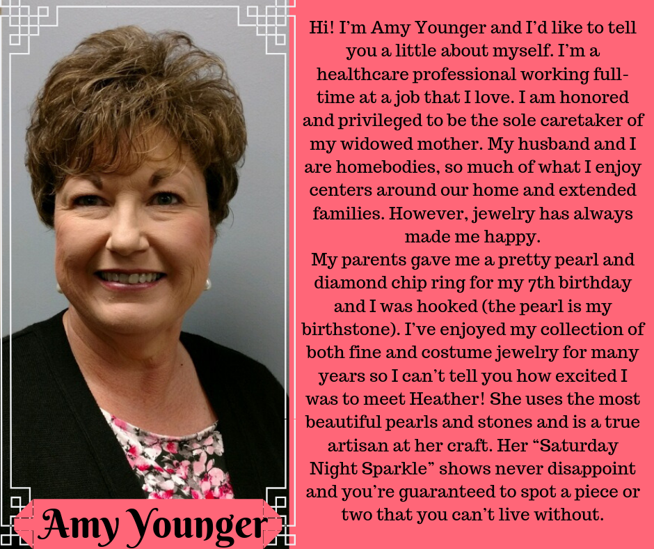 Hi! I'm Amy Younger and I'd like to tell you a little about myself. I'm a healthcare professional working full-time at a job that I love. I am honored and privileged to be the sole caretaker of my widowed mothe (1).png