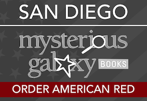 SAN DIEGO @ Mysterious Galaxy - July 11th - 7:00