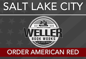 SALT LAKE CITY @ Weller Book Works - July 30th - 6:30