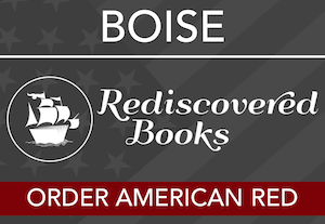 BOISE @ Rediscovered Books - July 25th - 7:00