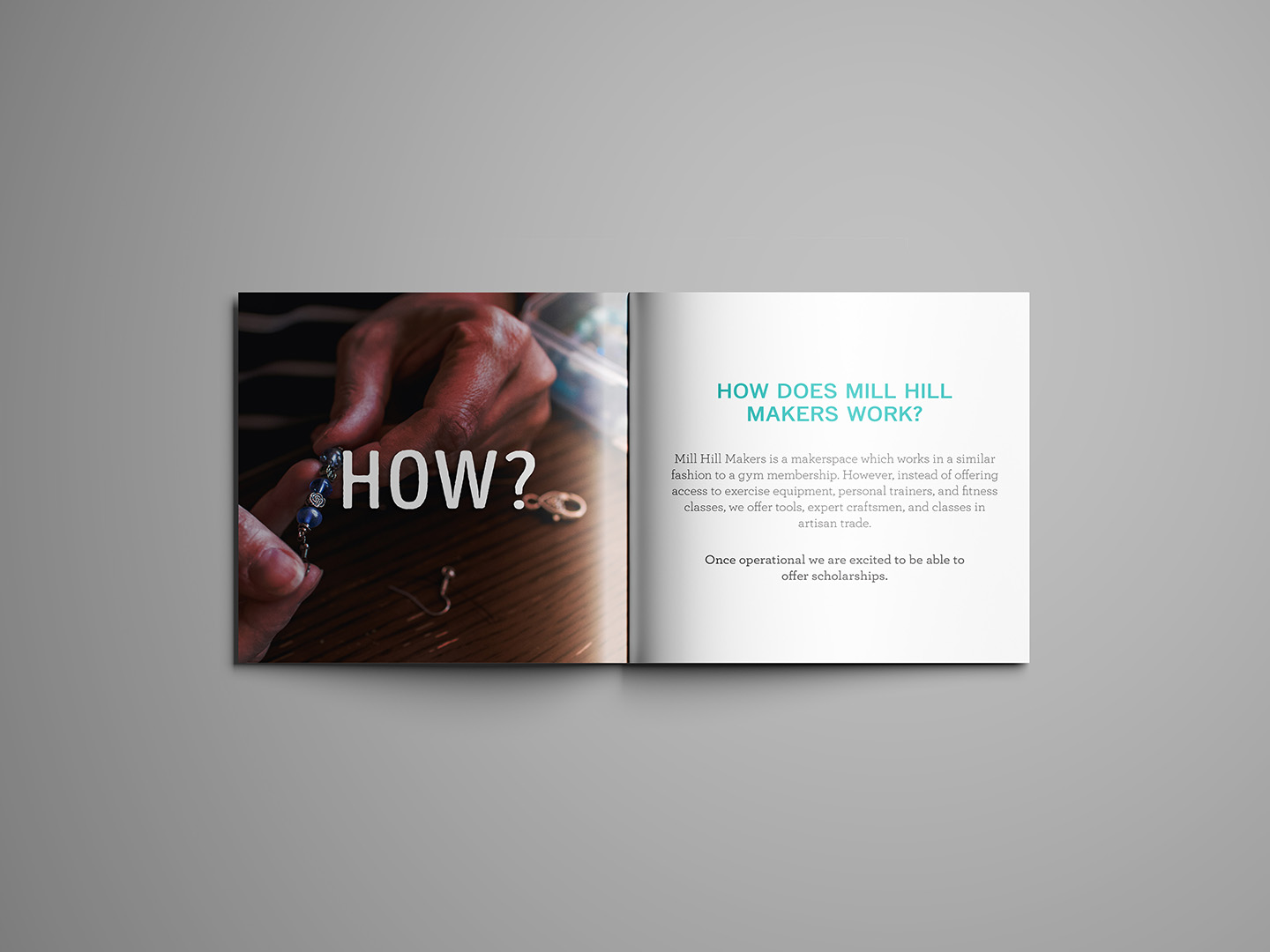 Mill Hill Maker Brochure