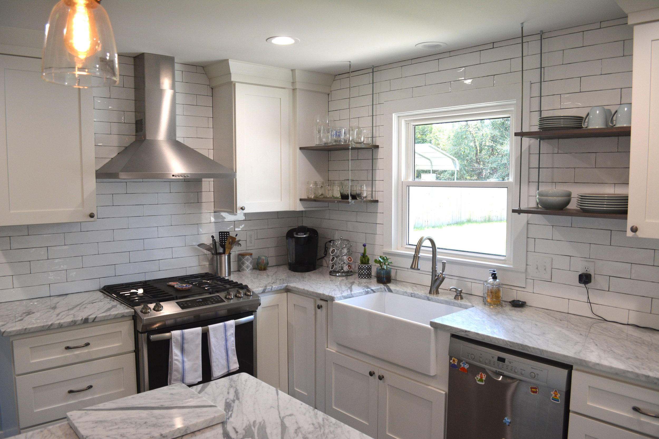 Kitchen Remodel-James Island, South Carolina