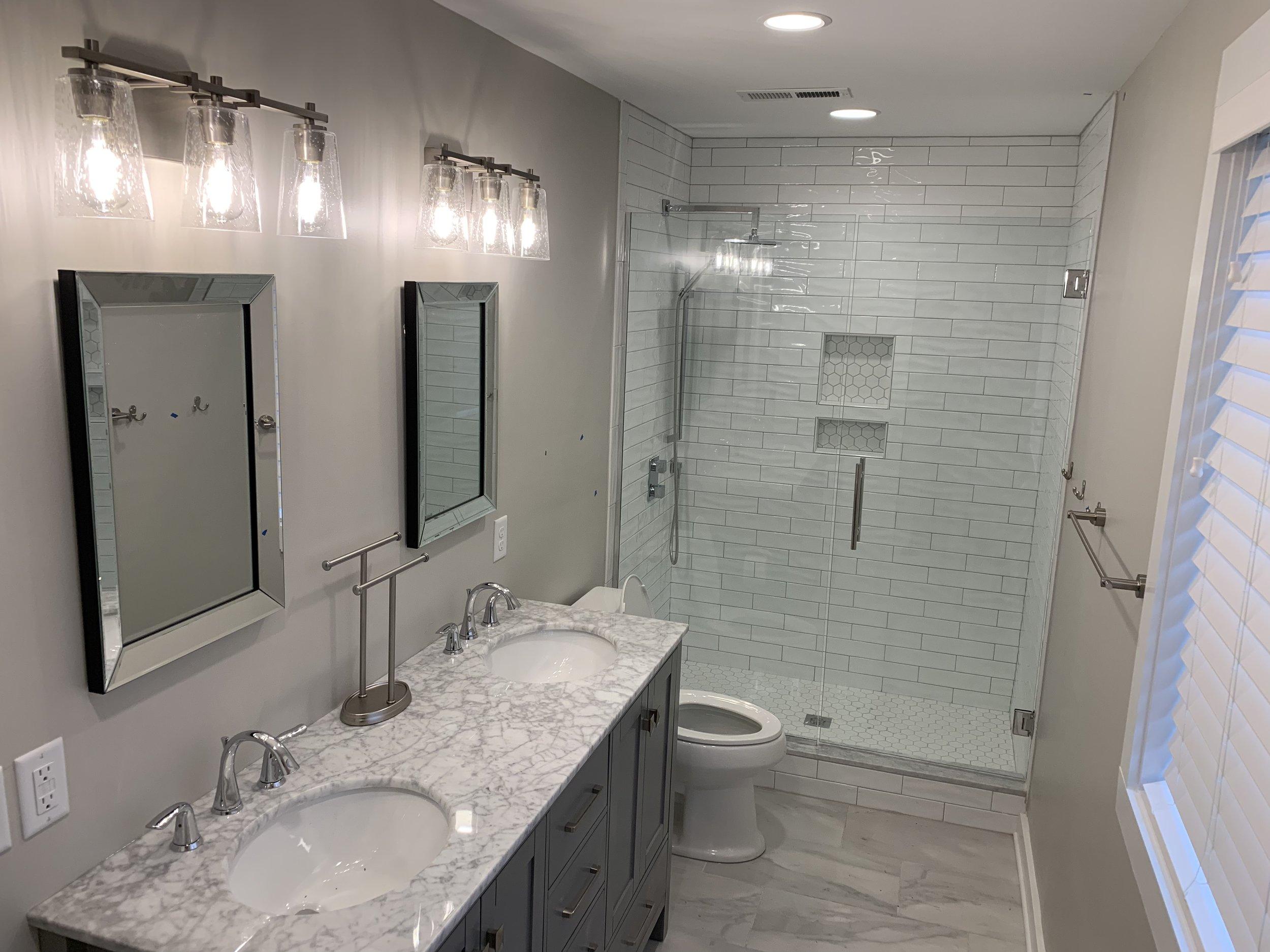 Bathroom Remodel- West Ashley, South Carolina