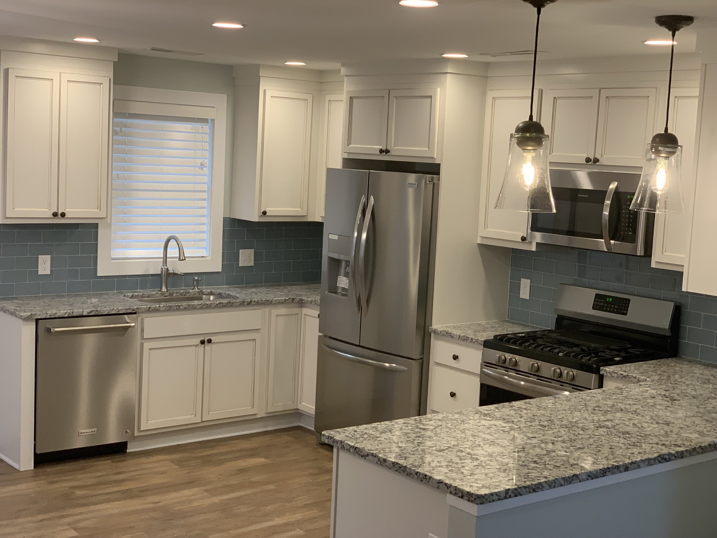Kitchen Remodel- West Ashley, South Carolina