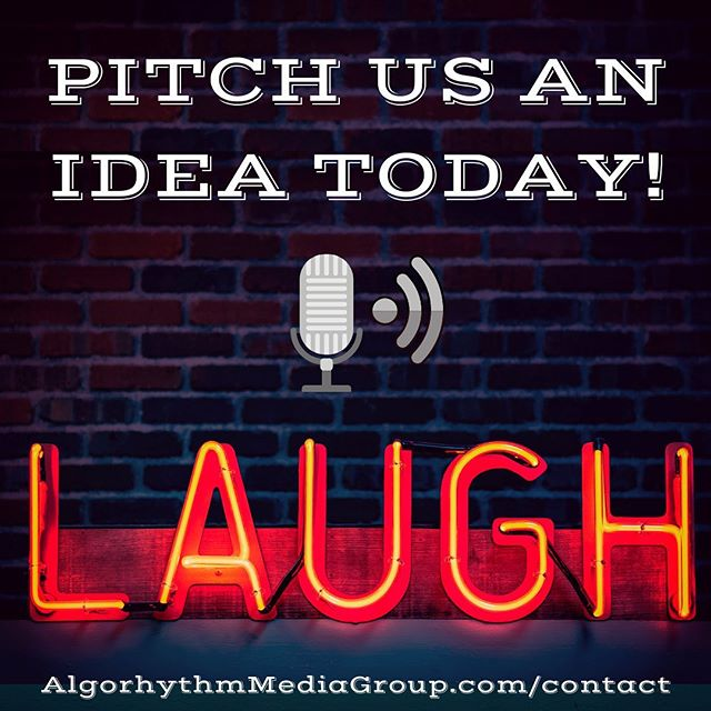 We want your funny 😄  Do all your friends say you're hilarious & that you should have your own podcast, but you don't know where to start?  Pitch us your show, join our network, let us take care of the hard work & get your voice out to the masses!  Visit our website today for more info.  #Algorhythm #SolveForX #voicetothevoiceless #podcast #podcasts #podcasting #podcasters #podcastlife #podcastersofinstagram #funny #comedy #comedians #podcastnetwork #mediaproduction #videoproduction #voice #voices #podcastaddict #podcastmovement #funnypodcast #comedypodcast #podcaststudio #podcastshow #centralflorida #orlando #wintergarden #supportsmallbusiness #smallbusiness