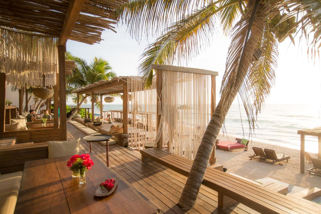 Restoration Awaits… - Retreat Location: Amansala Eco-Chic Resortin Tulum, Mexico