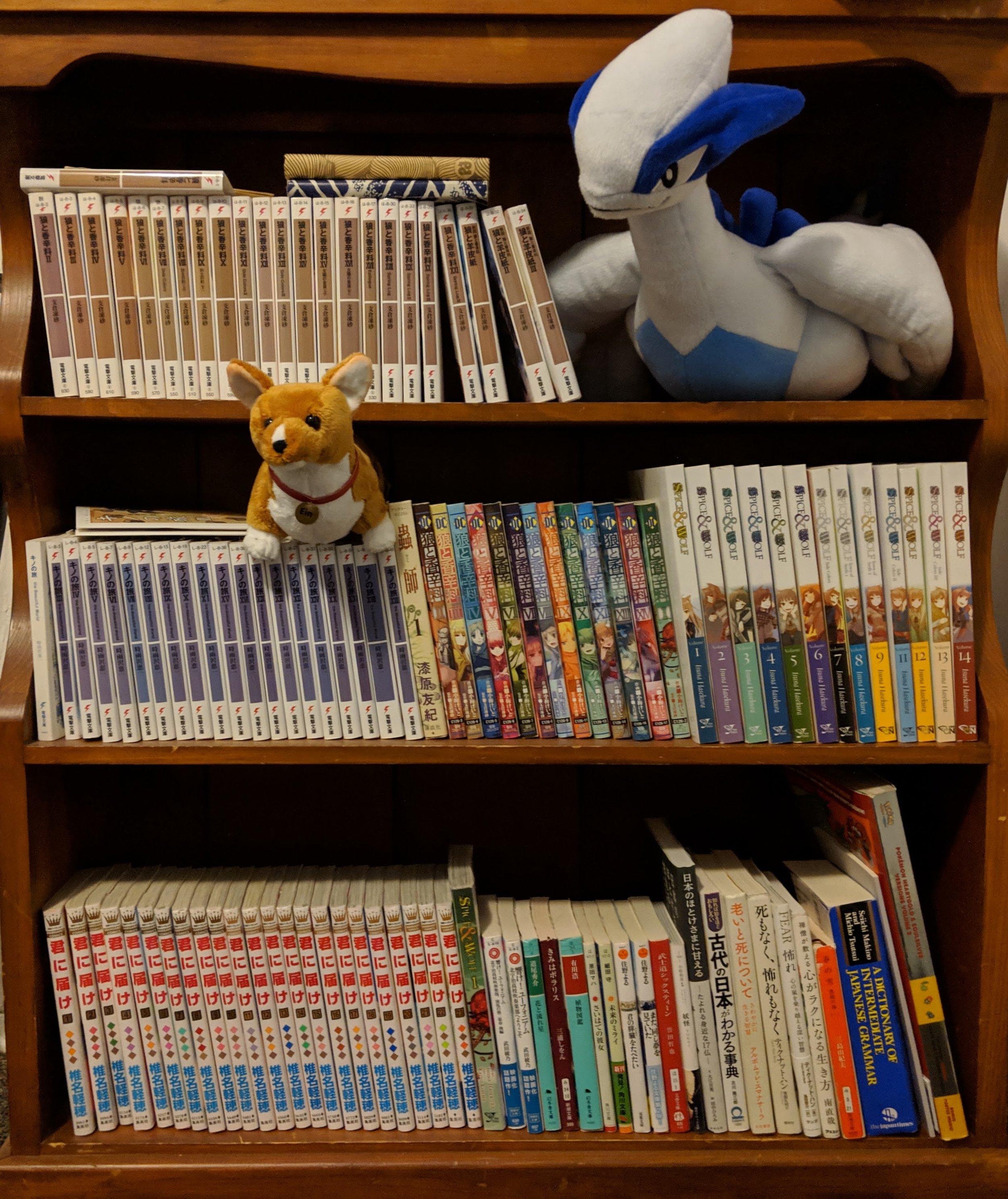 How I learned Japanese — Moaku & Wolf