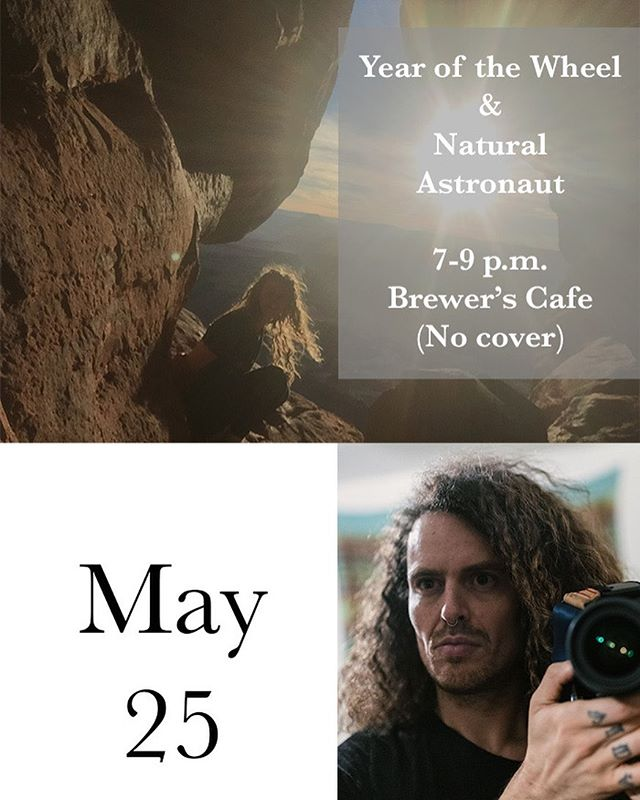 Come out to @brewerscafe this Saturday for a musical showcase featuring Richmond's @year.of.the.wheel and @naturalastronaut. Tell your friends (and foes ... could be interesting). - - - #brewerscaferva #richmond #rvamusic #manchesterrva