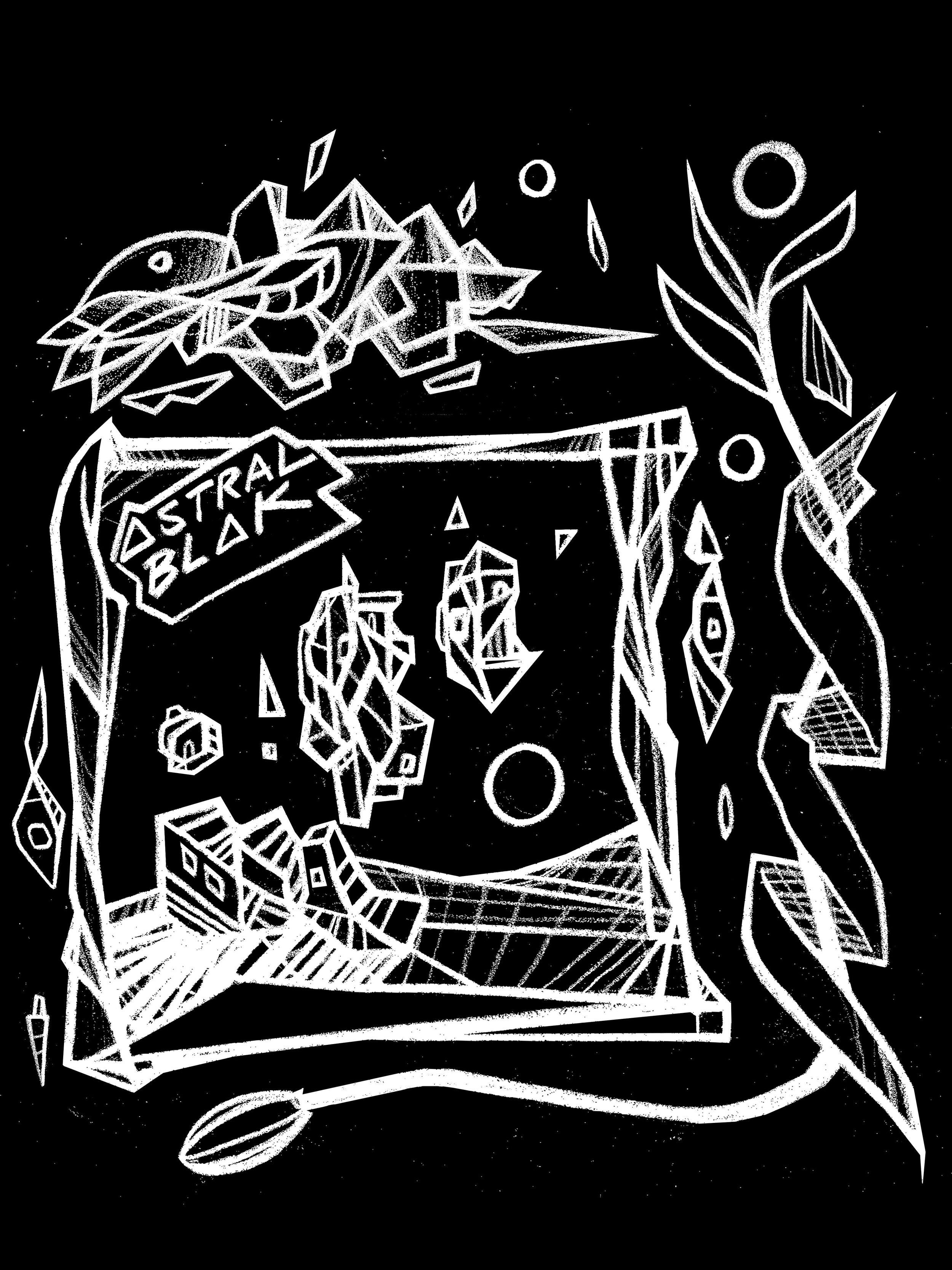 AstralBlak: Seeds - Sandhouses