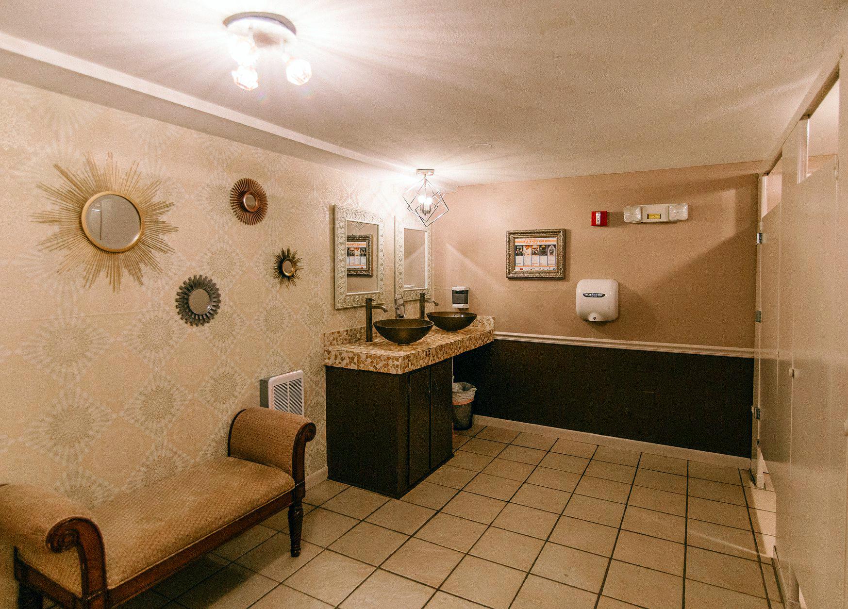 BPP Women's Restroom
