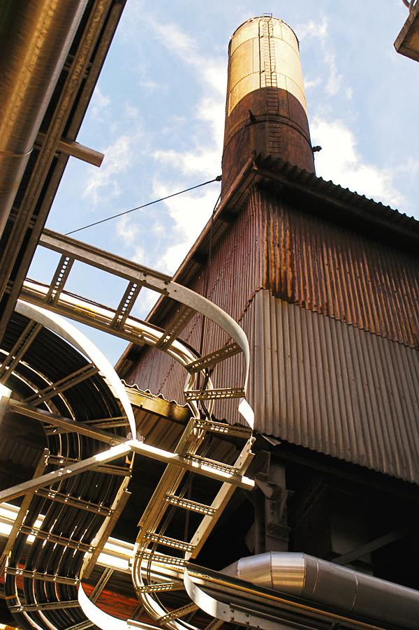 CSR boiler house, Yarraville