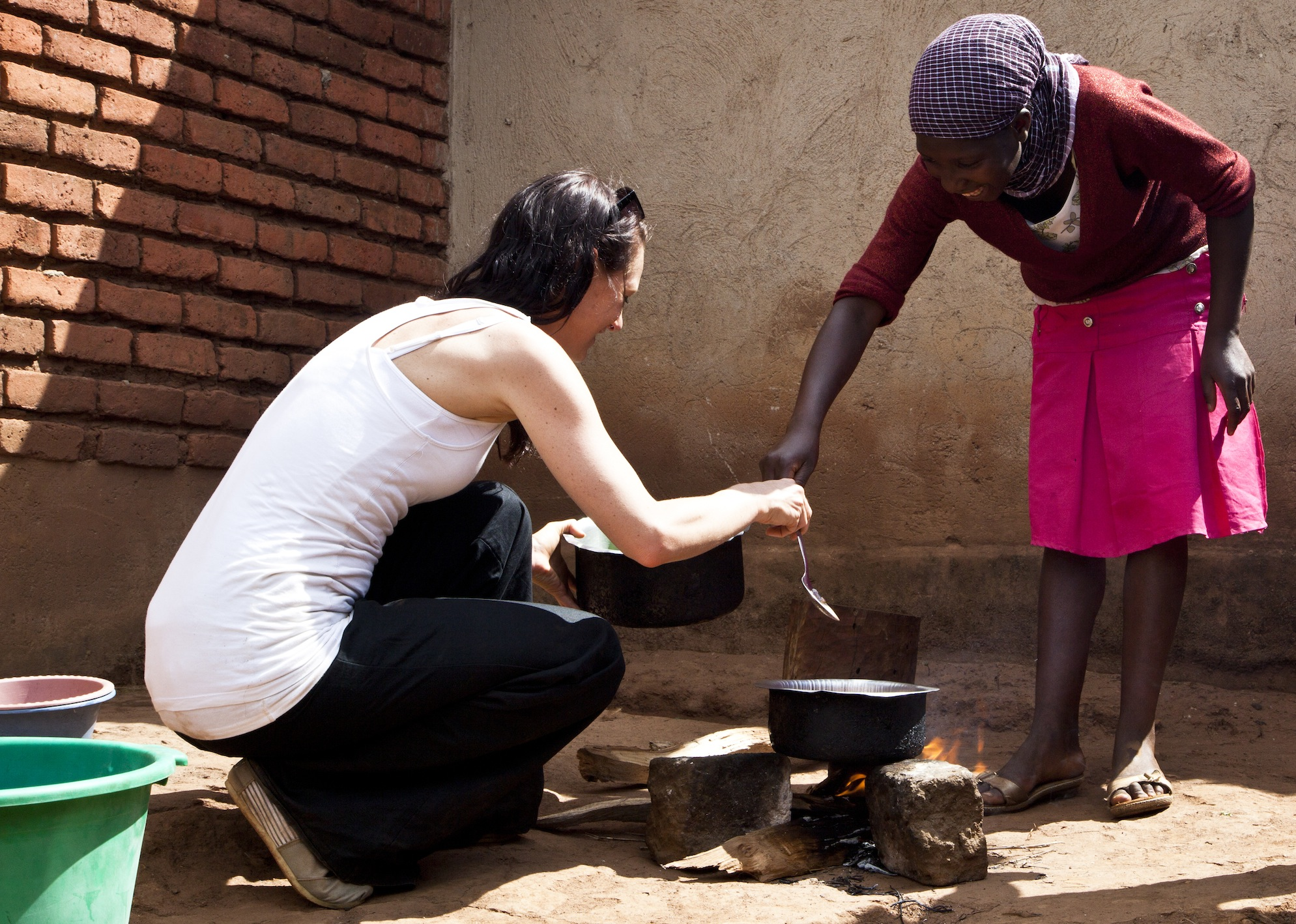 Ntchisi Cooking