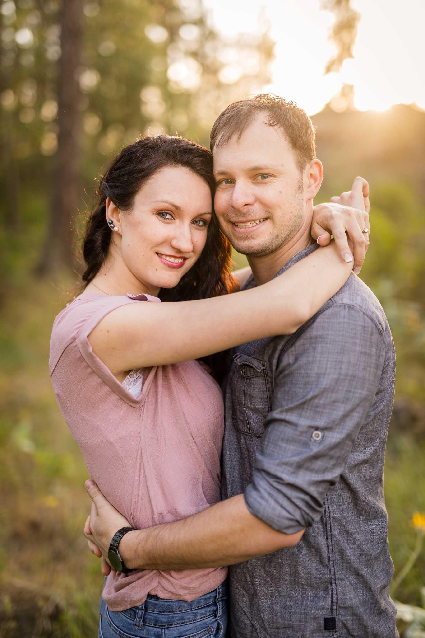 Spokane Engagement Photographers