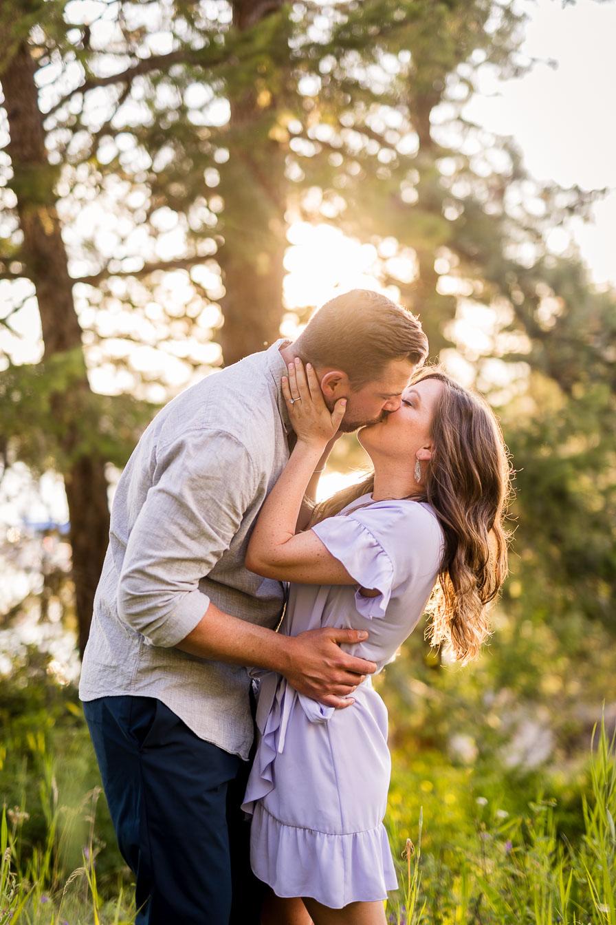 Coeur d'Alene Engagement Photographer