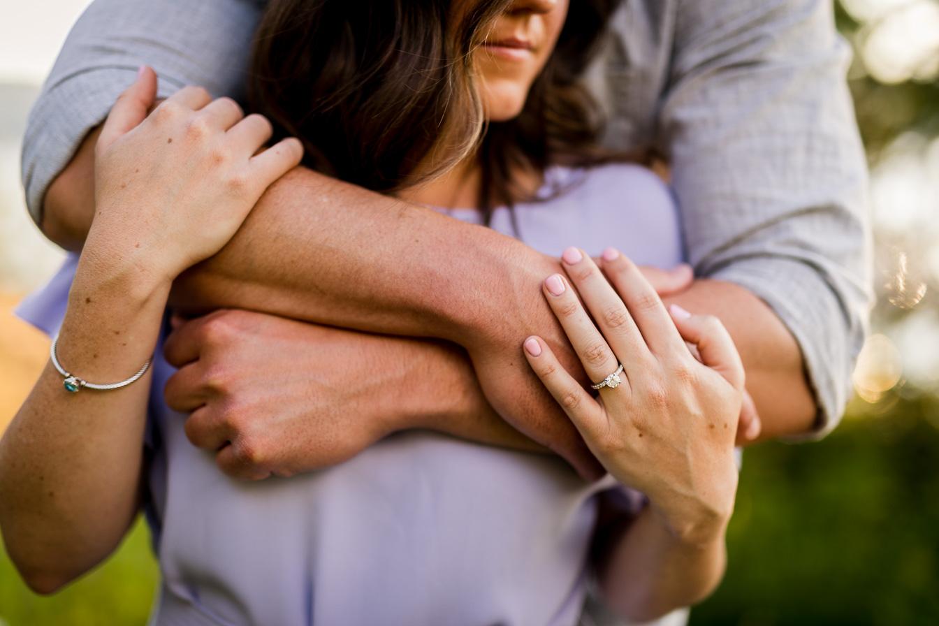 Engagement Photos in Coeur d'Alene