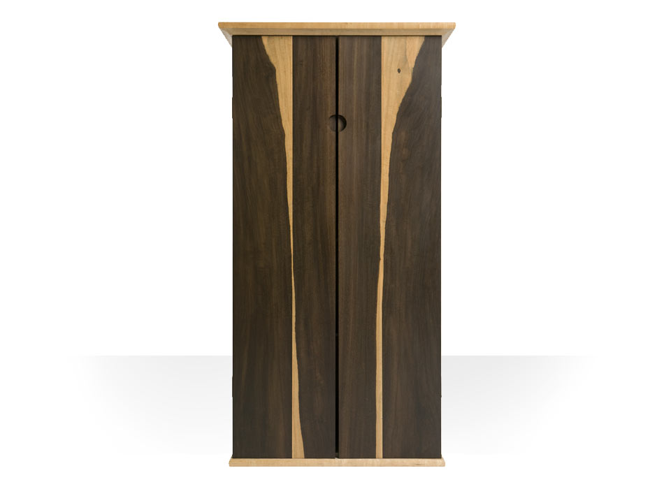 Schwarzia Cubensis and Maple Cabinet