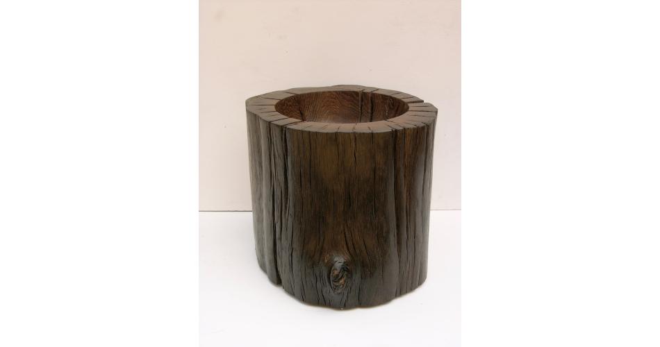 Tree Trunk Vessel 1