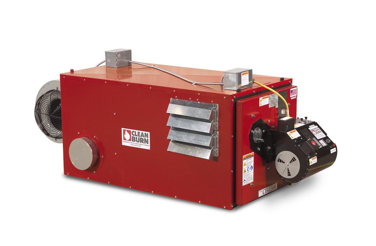 CB-2500 Alloljepanna 73 kW - Alloljepanna i kompakt utförande, pålitlig och tekniskt avancerad för miljövänlig förbränning.
