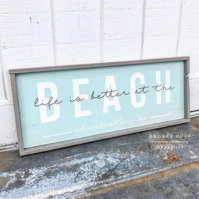 Do you have a special vacation spot that puts a smile on your face and warms your heart with sweet memories? Whether it's here in Virginia, somewhere up North, out west, or across the Atlantic or Pacific, @arworkshopalexandria can help you create a custom sign or pillow to keep those memories in your home throughout the year! . . . . #shopOTBD #lovelocalOT #extraordinaryALX #womanowned #diyhomedecor #diypillow #diysign #summeractivities #summeractivitiesforkids