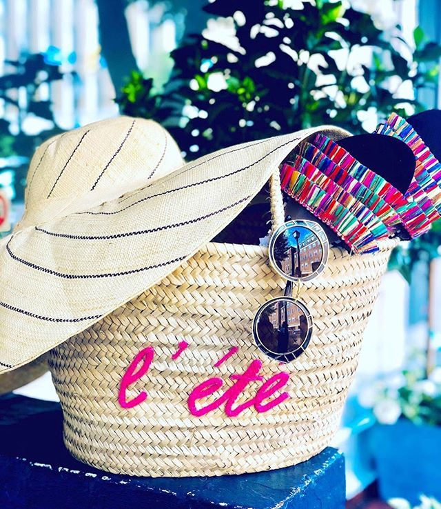Fabulous finds like these summer accessories and more are available  at @shopmintcondition Aug 2-4! Head to the link in our bio for the complete list of participating shops🛍 . . . . #shopOTBD #lovelocalOT #extraordinaryALX #womanowned #designerconsignment #highendconsignment #taxfreeweekend #taxfree #taxfreeshopping