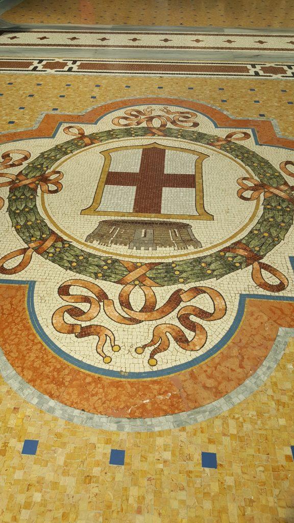 Milan floor
