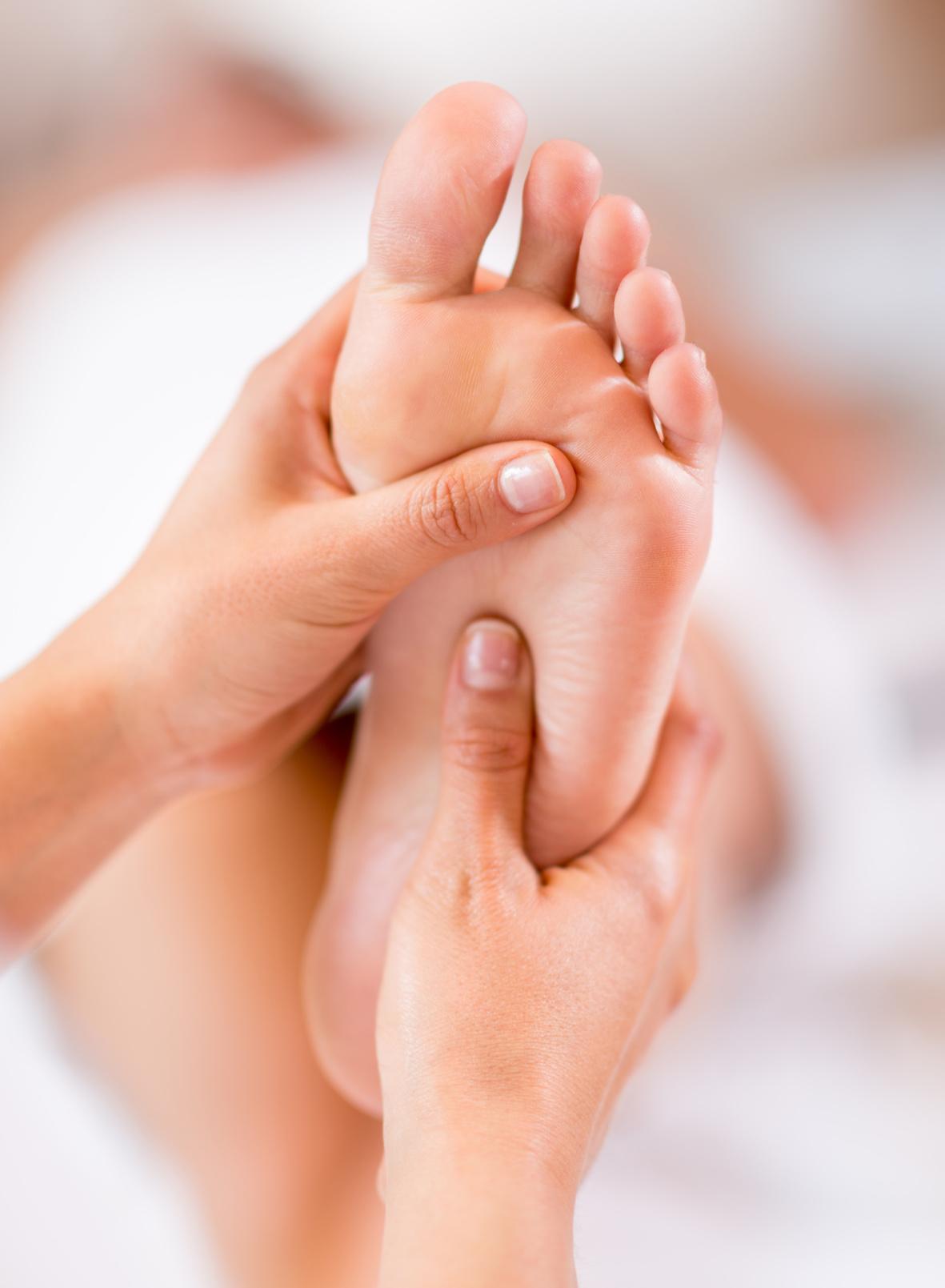 Natural Balance Reflexology - Regain your balance, regain your health