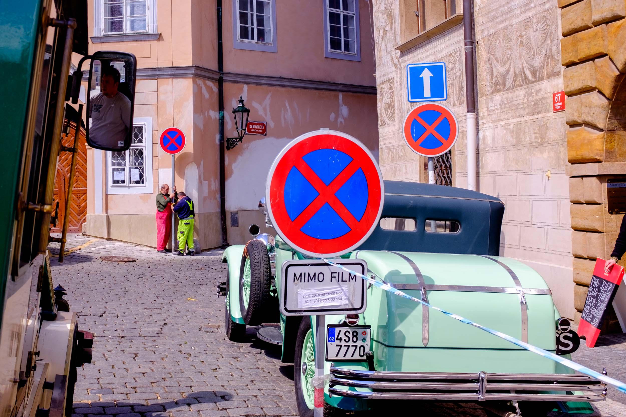 Don't Stop, Prague 2016