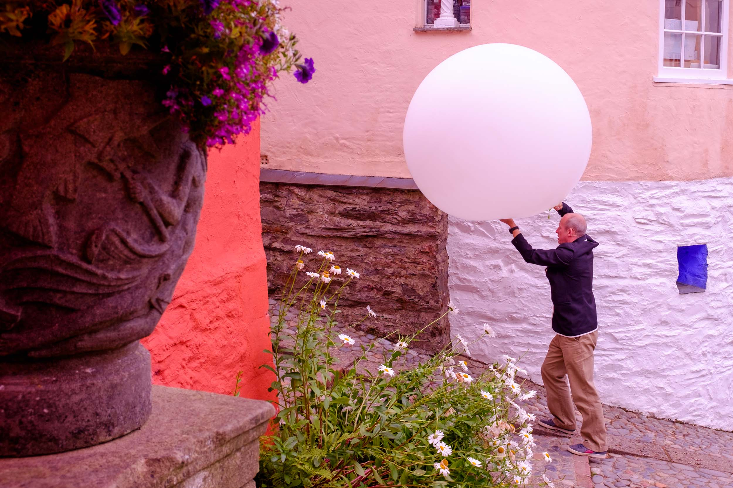 Rover Attacks, Portmeirion 2015