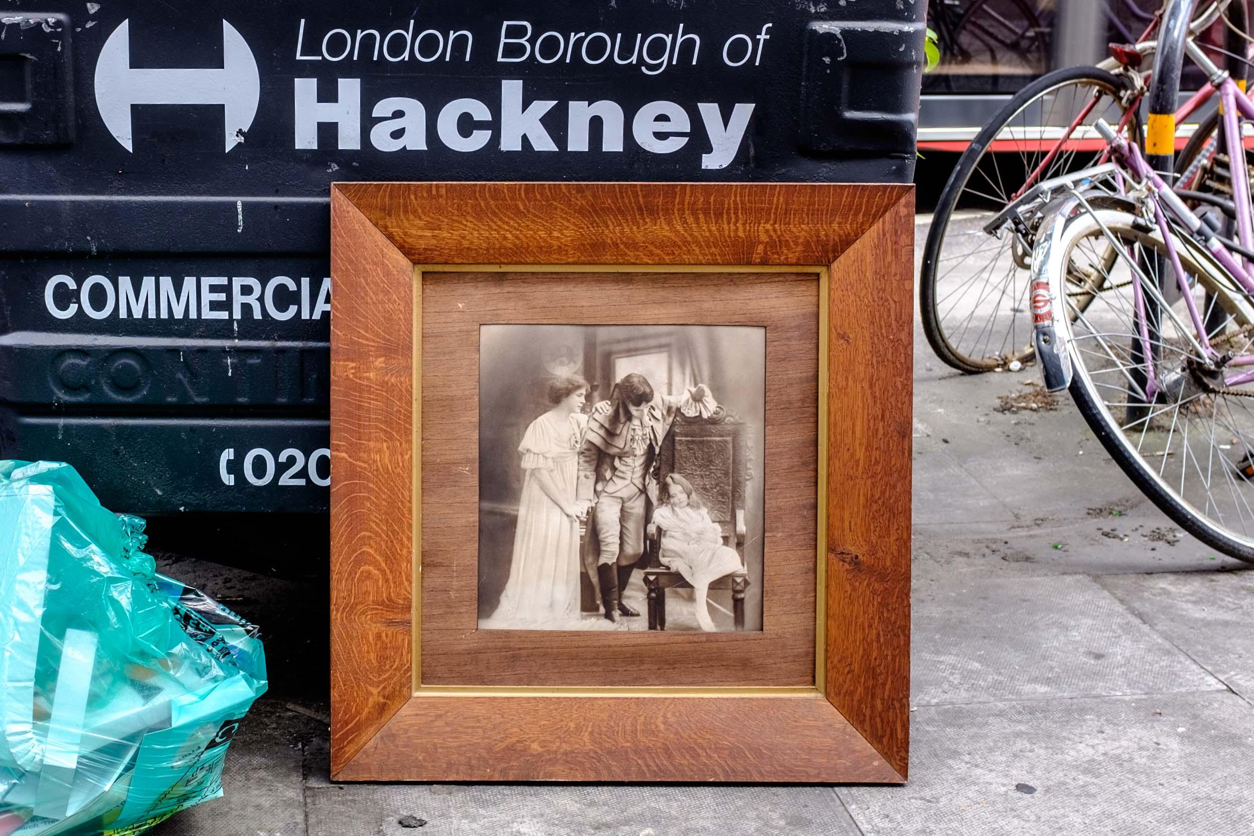 Vintage Family Portrait. London 2017
