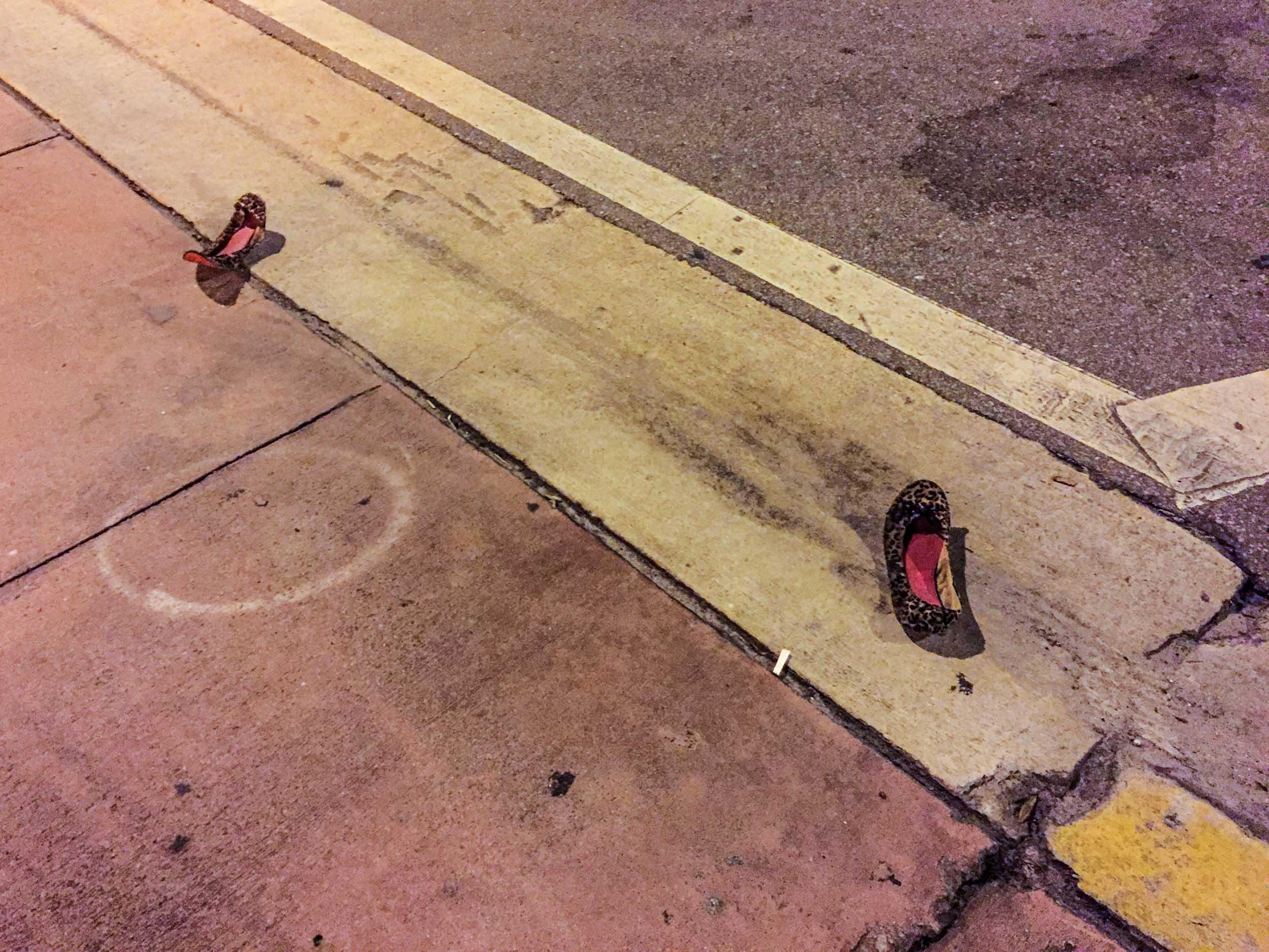Shoes. Miami 2015