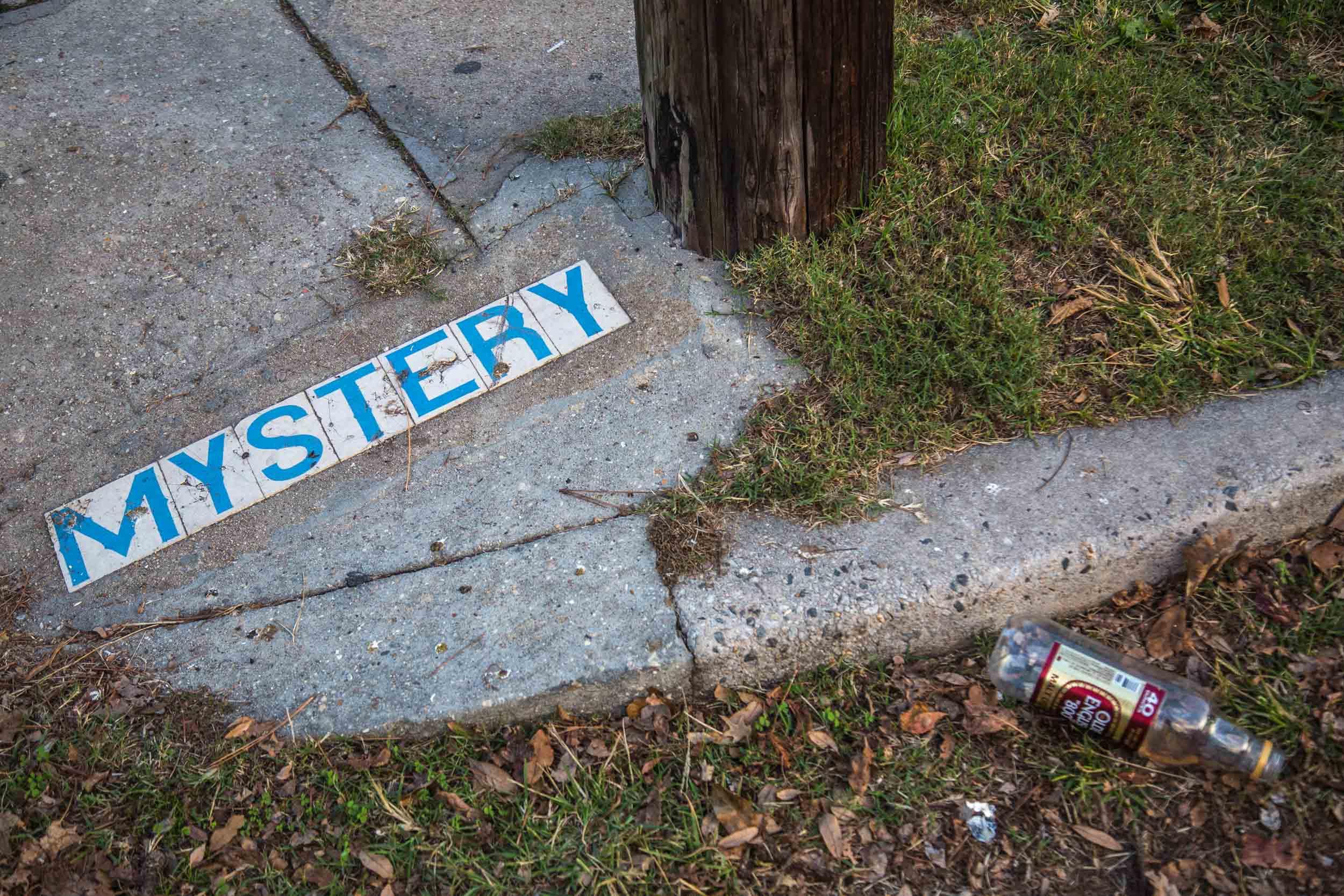 Malt Liquor Bottle. New Orleans 2015