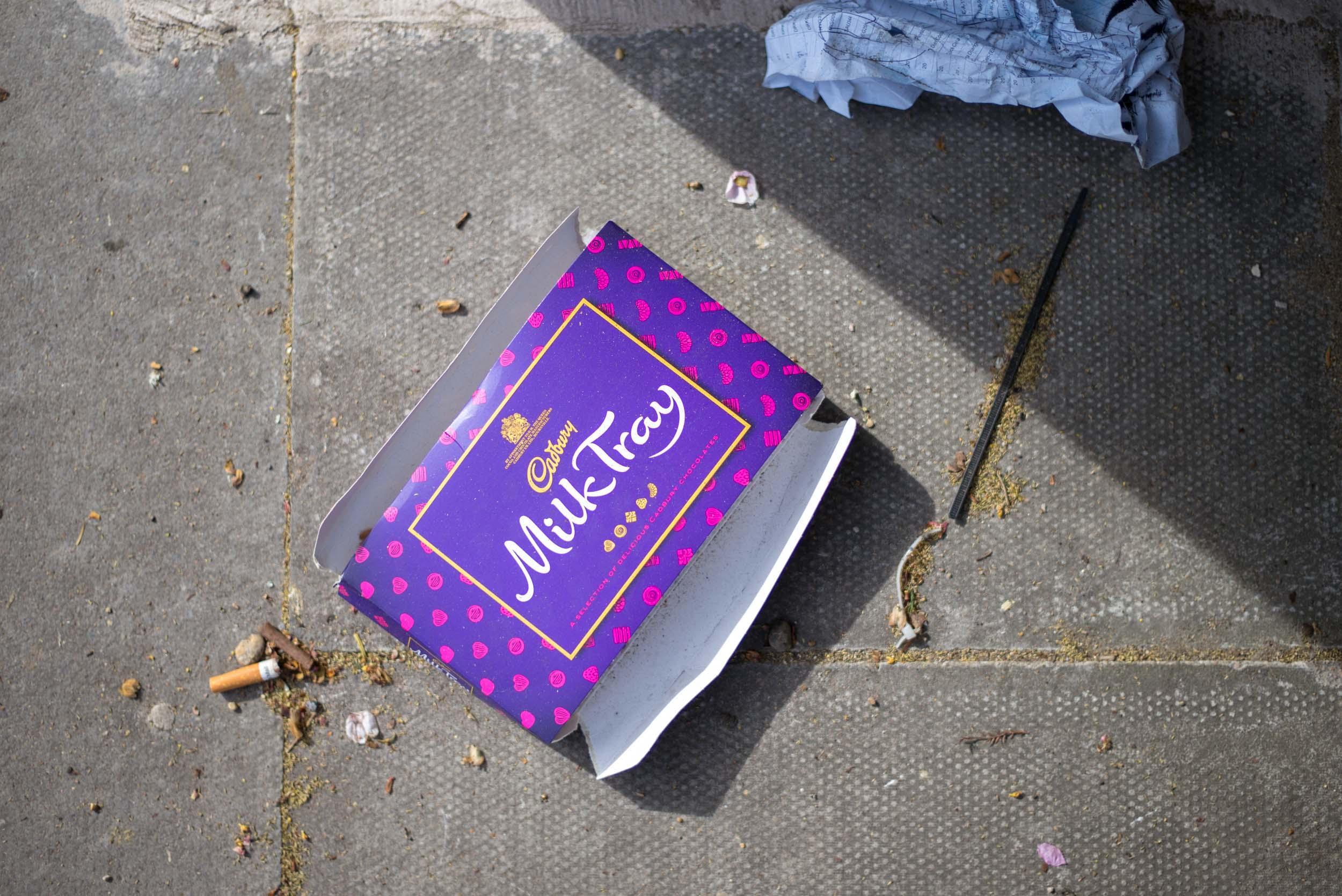 Chocolate Box. London 2017