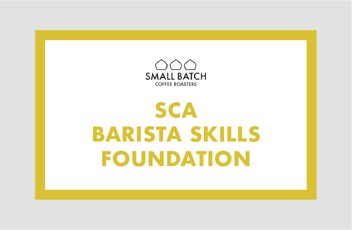 Download PDF - (SCA ACCREDITED)£200 (+ £60 certification) 1 day (6 hours)An introduction for the professional barista. Basic coffee knowledge, espresso preparation, hygiene and machine care. Counts toward SCA Coffee diploma.Please contact us for further information about the intermediate and professional level.