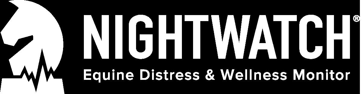 NIGHTWATCH® Horizontal - White