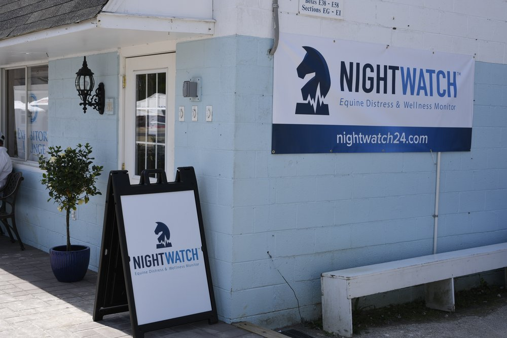 NIGHTWATCH® was an official sponsor of the McDevitt Exhibitor's Lounge at the 2016 Devon Horse Show in Devon, Pennsylvania.