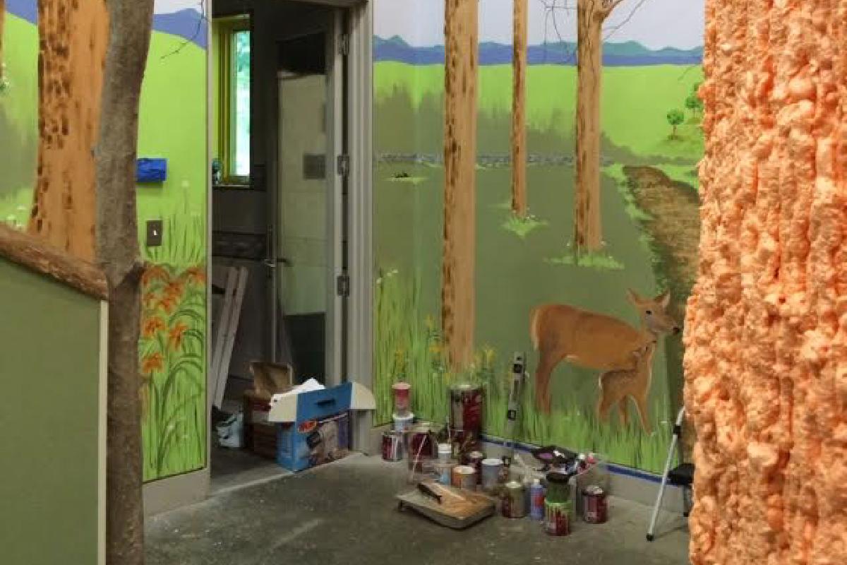 Mural - View Mural
