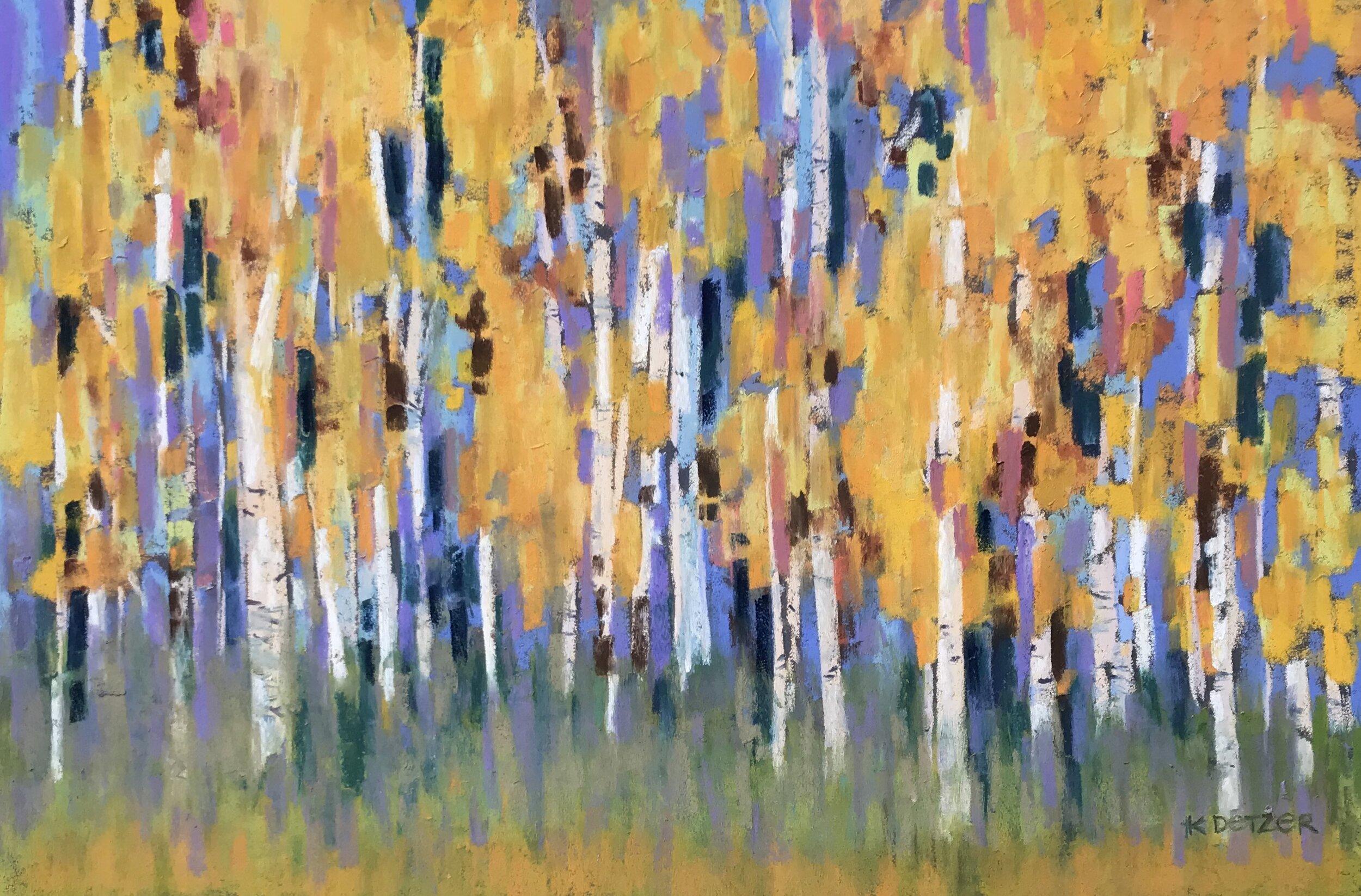 Birches Redux