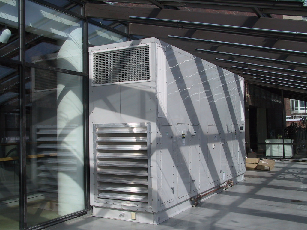 Air Handling Units - Cambridgeport Custom can configure your air-handling unit to meet nearly any design component arrangement set forth by the specifying Engineer. Our units can be supplied with a wide variety of materials, equipment and job specific adaptations to meet your needs.