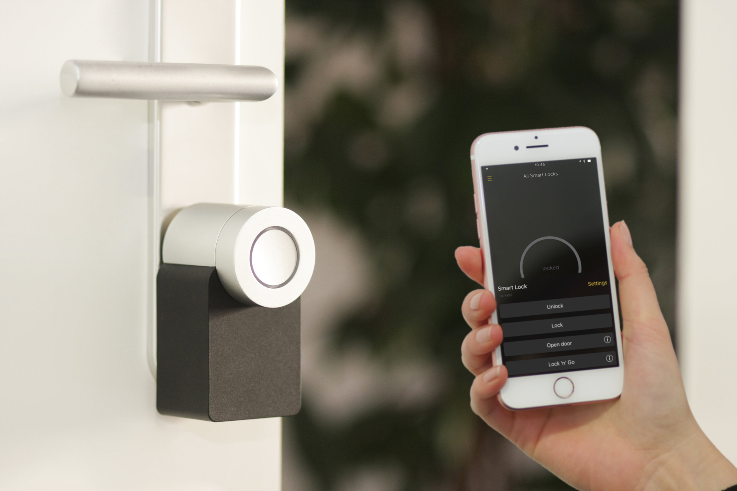 Added Safety and Security - Smart locks, video doorbells, and wifi cameras are just some of the devices that can be used to increase the security of your home and give you added peace of mind. These devices keep you safe while you are home but also allow you to monitor your home while you are away or keep an eye on rental or vacation properties, all without a costly monthly subscription to an alarm company.